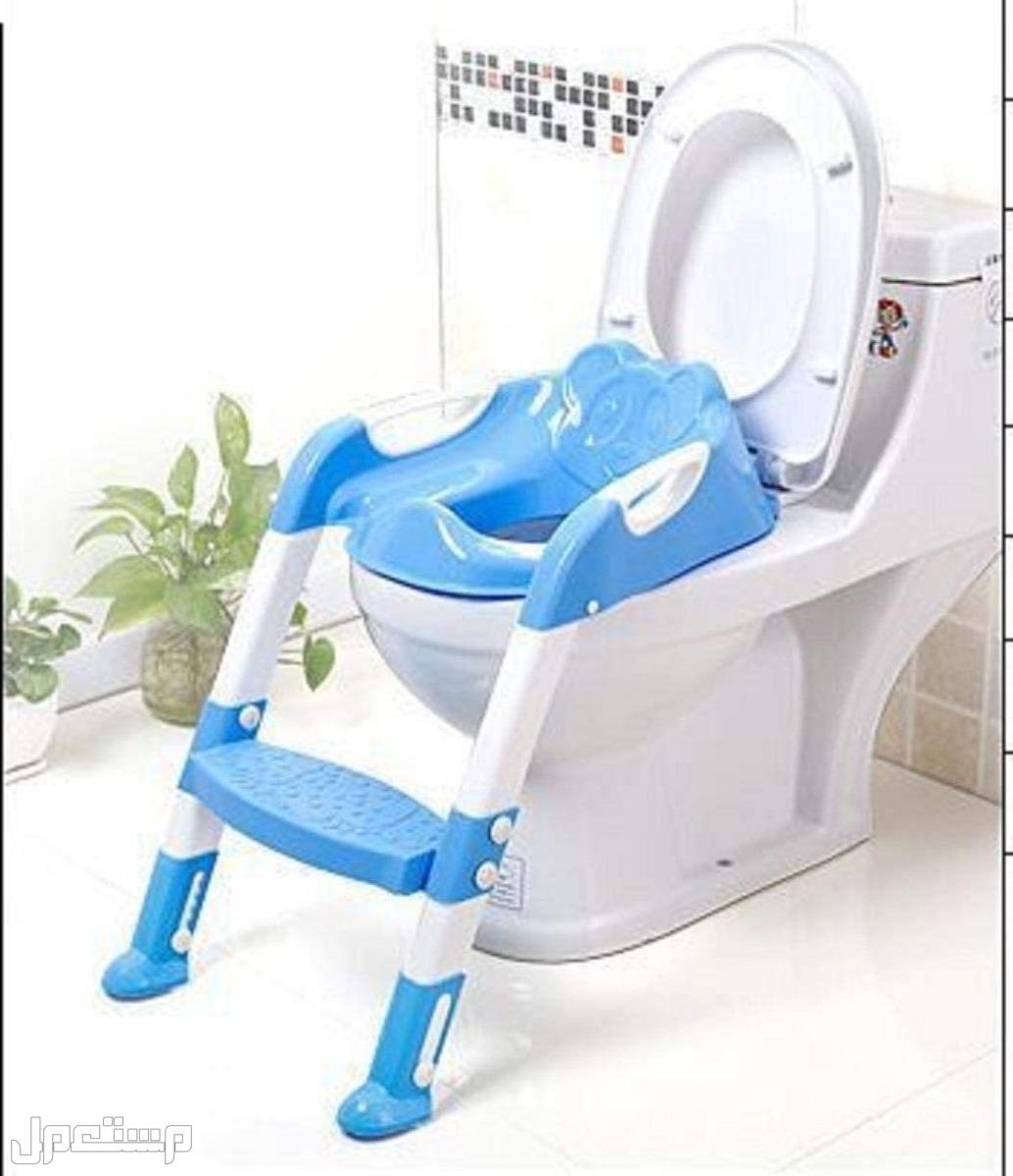 مقعد تدريب على استخدام المرحاض للاطفال