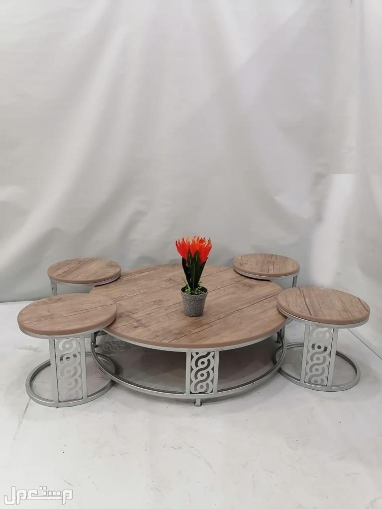 طاولات مجلس عربي حديد