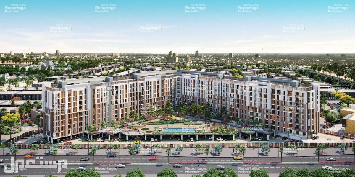 فرصة للاستثمار في منطقة دبي لاند اقل سعر للقدم