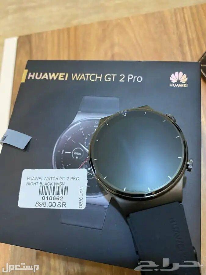 ساعة Huawei GT2 pro Sport   (أصلية)