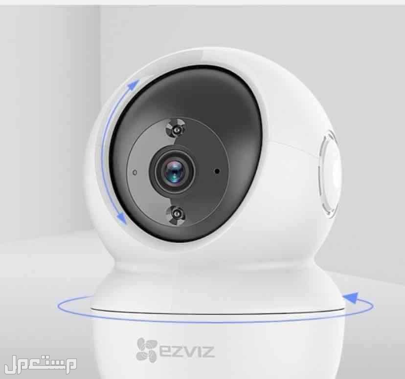 كاميرا مرقبة الاطفال في المنزل  C6N من شركة EZVIZ توجد خاصية تتبع الحركه