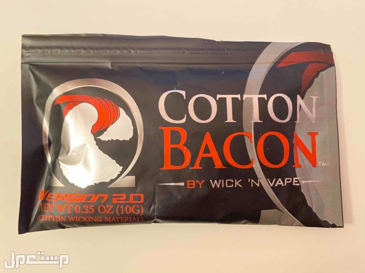 شاحن Coil master A4 - قطن Cotton bacon - ادوات geek vape