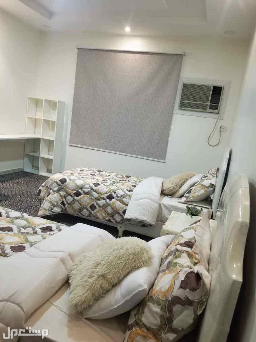 شقة مؤثثة بالكامل في الجبيلة شمال الرياض نوم الاطفال