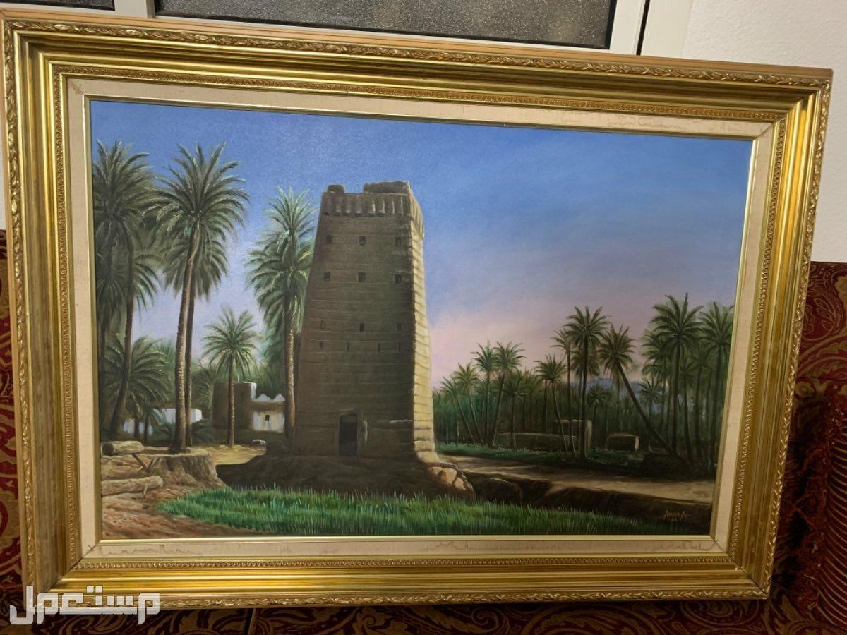 لوحات ديكور منزلي مقاس 120 /100