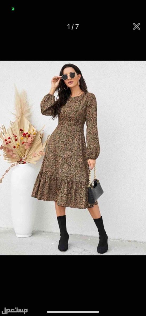 فستان جديد بس طلع المقاس اصغر