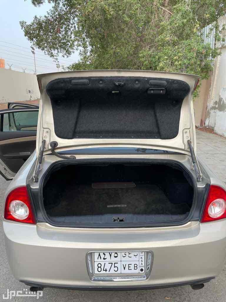 شفروليه ماليبو 2011 مستعملة للبيع