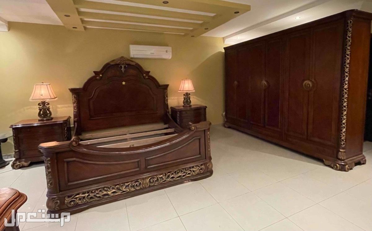 غرفة نوم امريكي للبيع