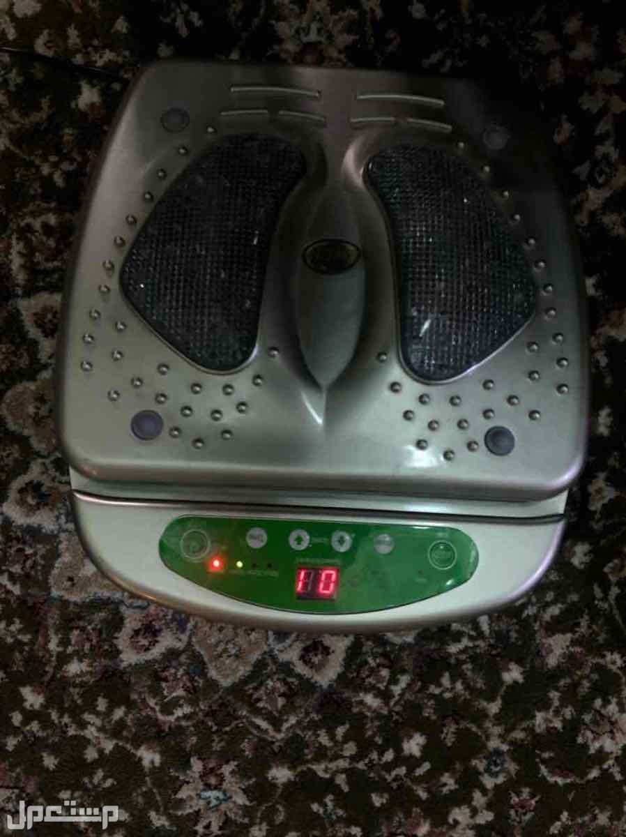 عدد (2 ) جهاز مساج أقدام