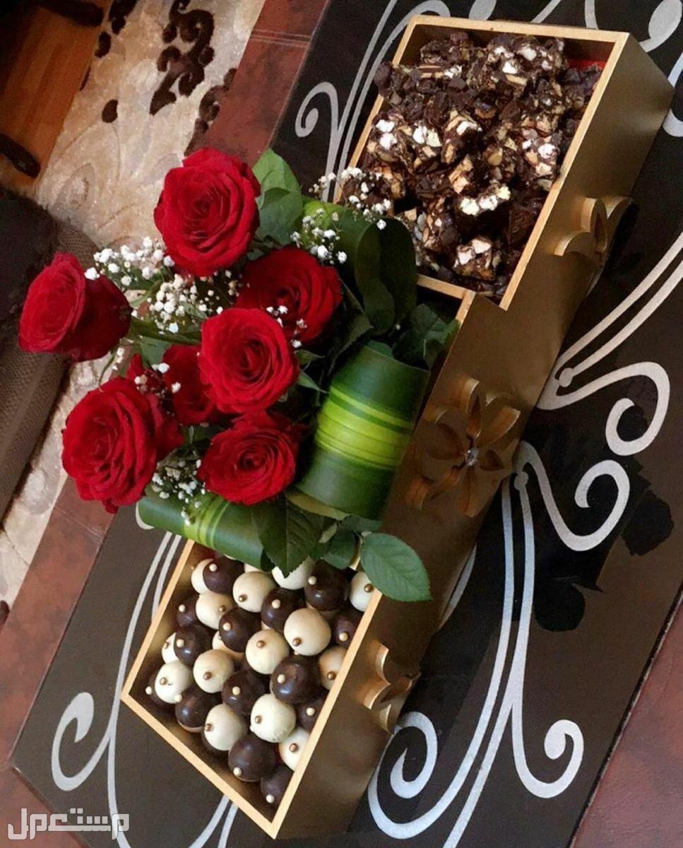 ضيافة متكاملة لشوكولاتة والحلويات لحفلاتكم