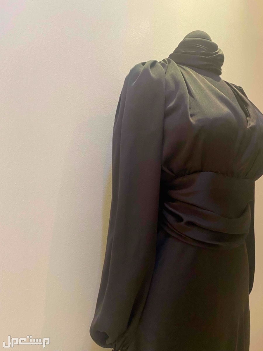 فستان جديد لون اسود