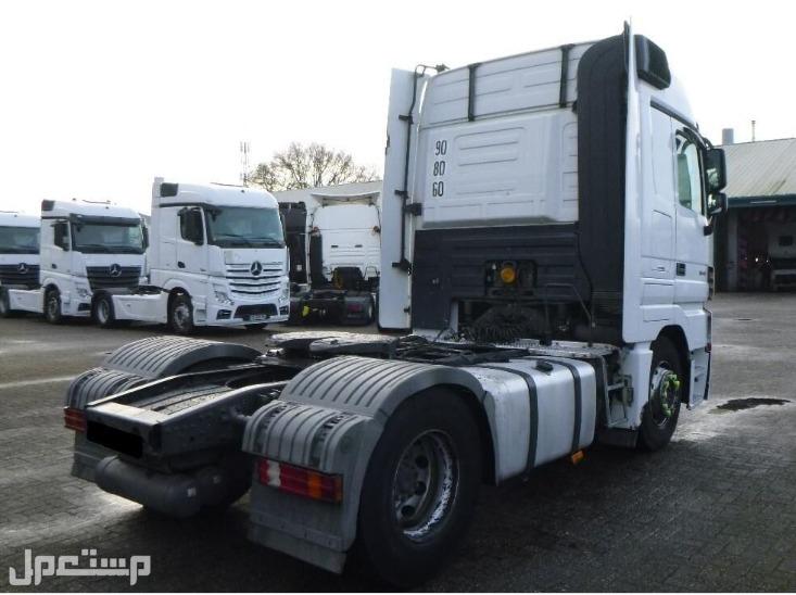 شاحنة اكتروس mb3 موديل 2012 نظيفة بجدة