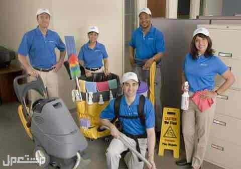 شركة نظافة مباني و مراقب عظم ودهان