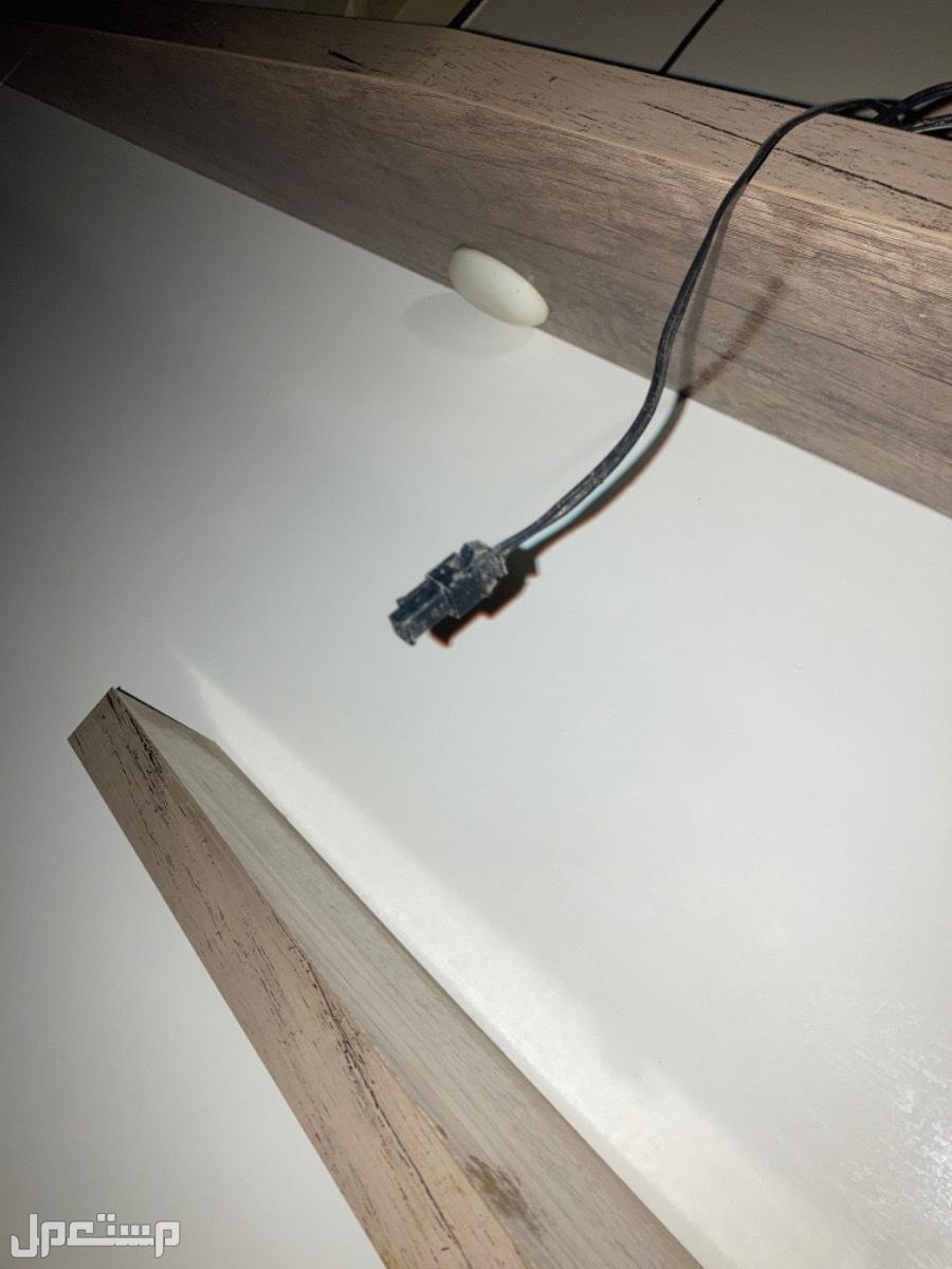 دولاب تلفاز اضاءة ليد السلك محتاج تصليح