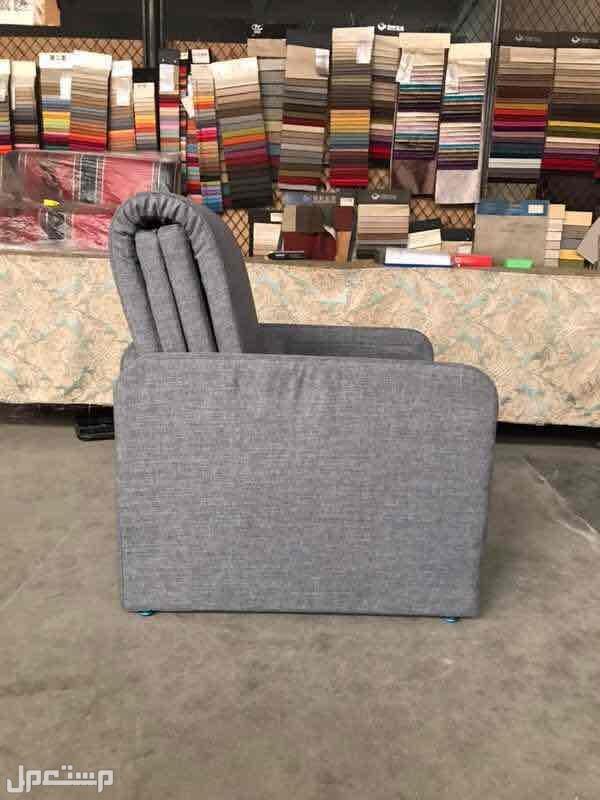 سرير قابل انه يصير كرسي(صوفا بيد) sofa bed