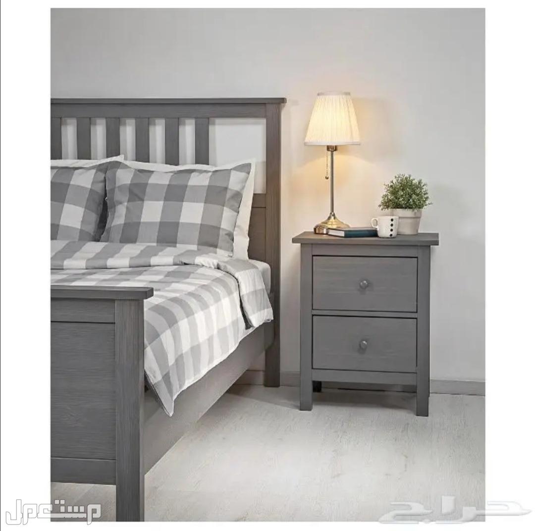 سرير ايكيا مستعمل و نظيف جدا