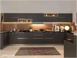 غرفة نوم مطبخ المنيوم