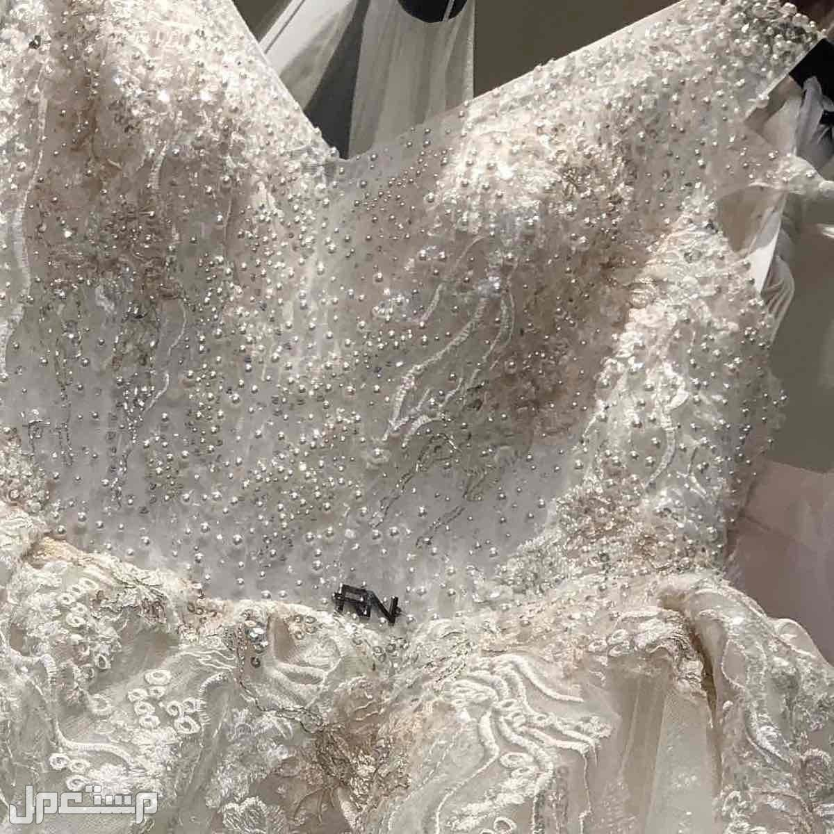 فستان زفاف للبيع المدينة المنورة او ينبع