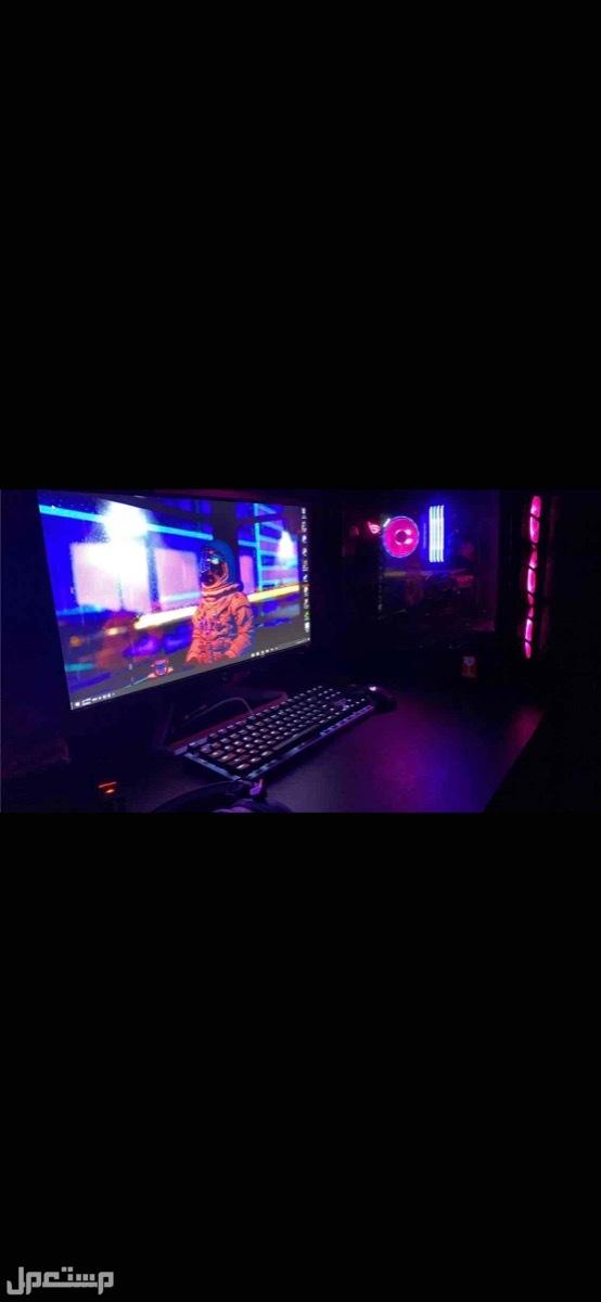 كمبيوتر العاب pc