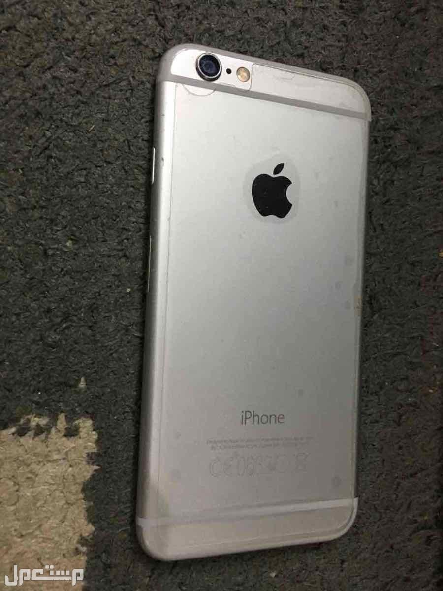 للبيع جوال ايفون 6 نظيف
