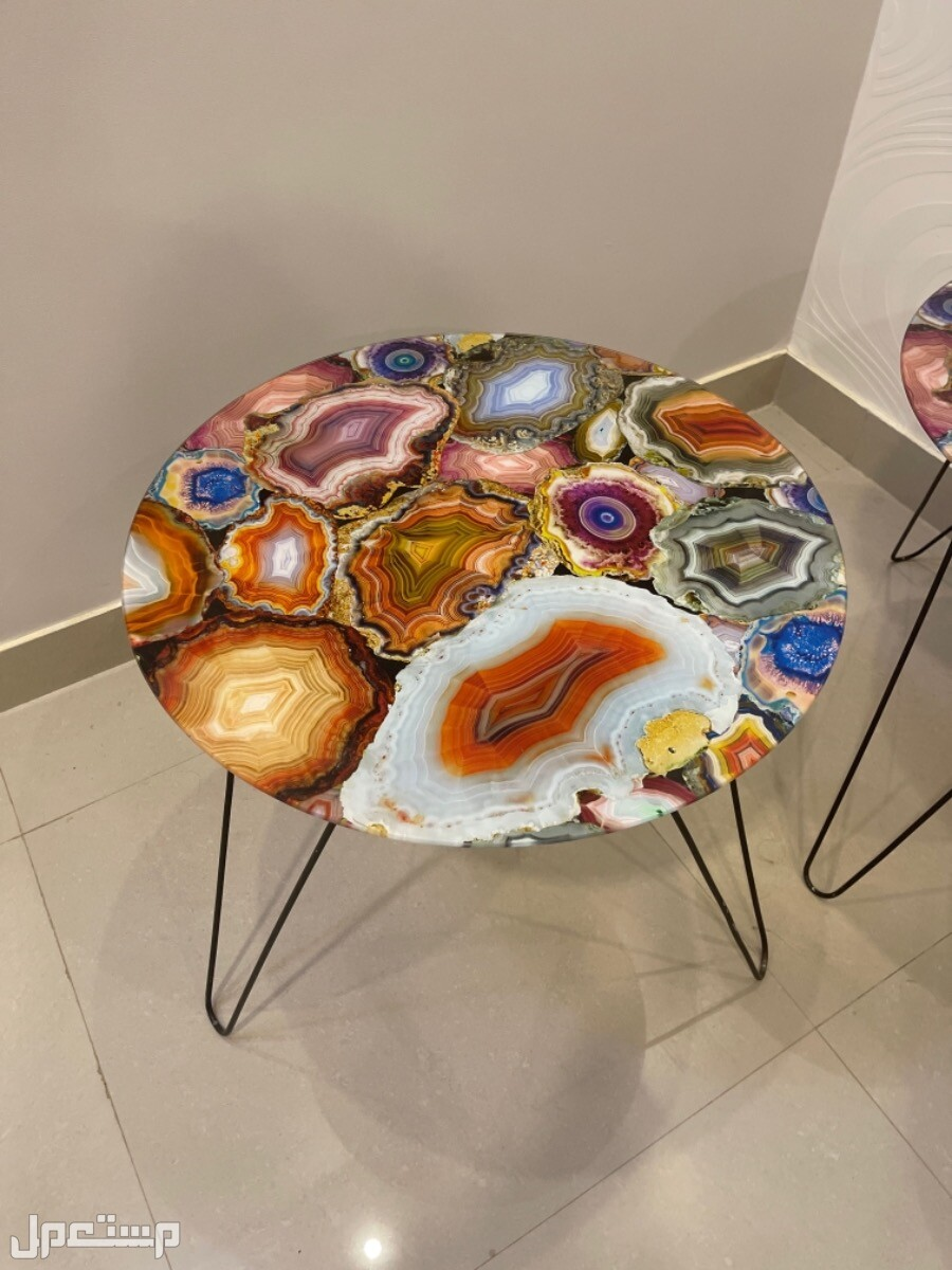 رياض الخبراء حي الخزان شكل الطاولة