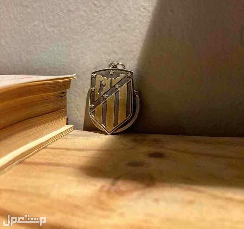 الأحساء حلقت مفاتيح نادي أتلتيك مدريد