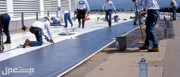 شركة عزل اسطح صامط خصم 35% عزل الاسطح بالصامطة