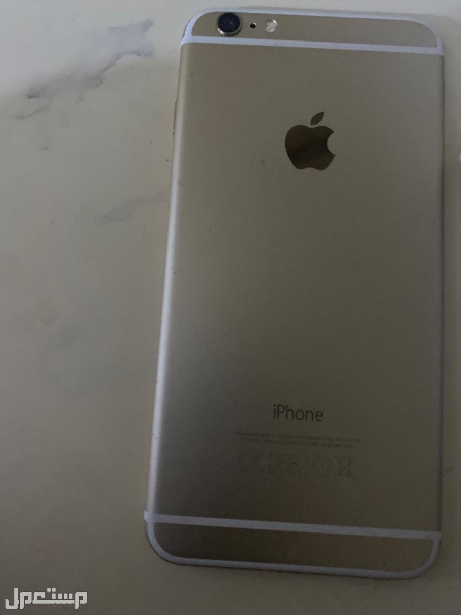 جوال ايفون 6 بلس للبيع