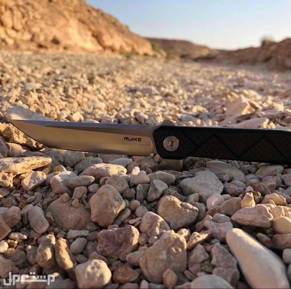سكين مطوية ماركة رويك