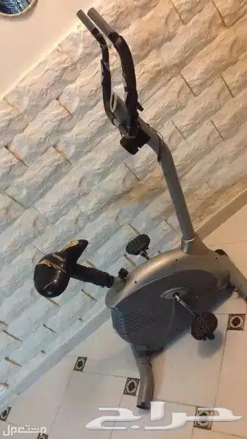 دراجة رياضية ثابته