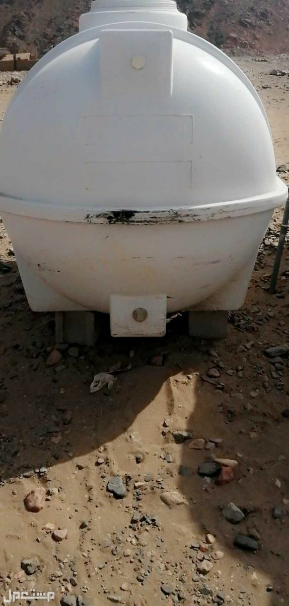 خزان ماء 1500لتر أو 1 طن ماني متاحد