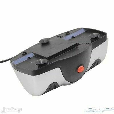 عرض  مسن السكاكين الكهربائي 2 عين + خلاط الطعام المتكاملة 4×1 من DLC