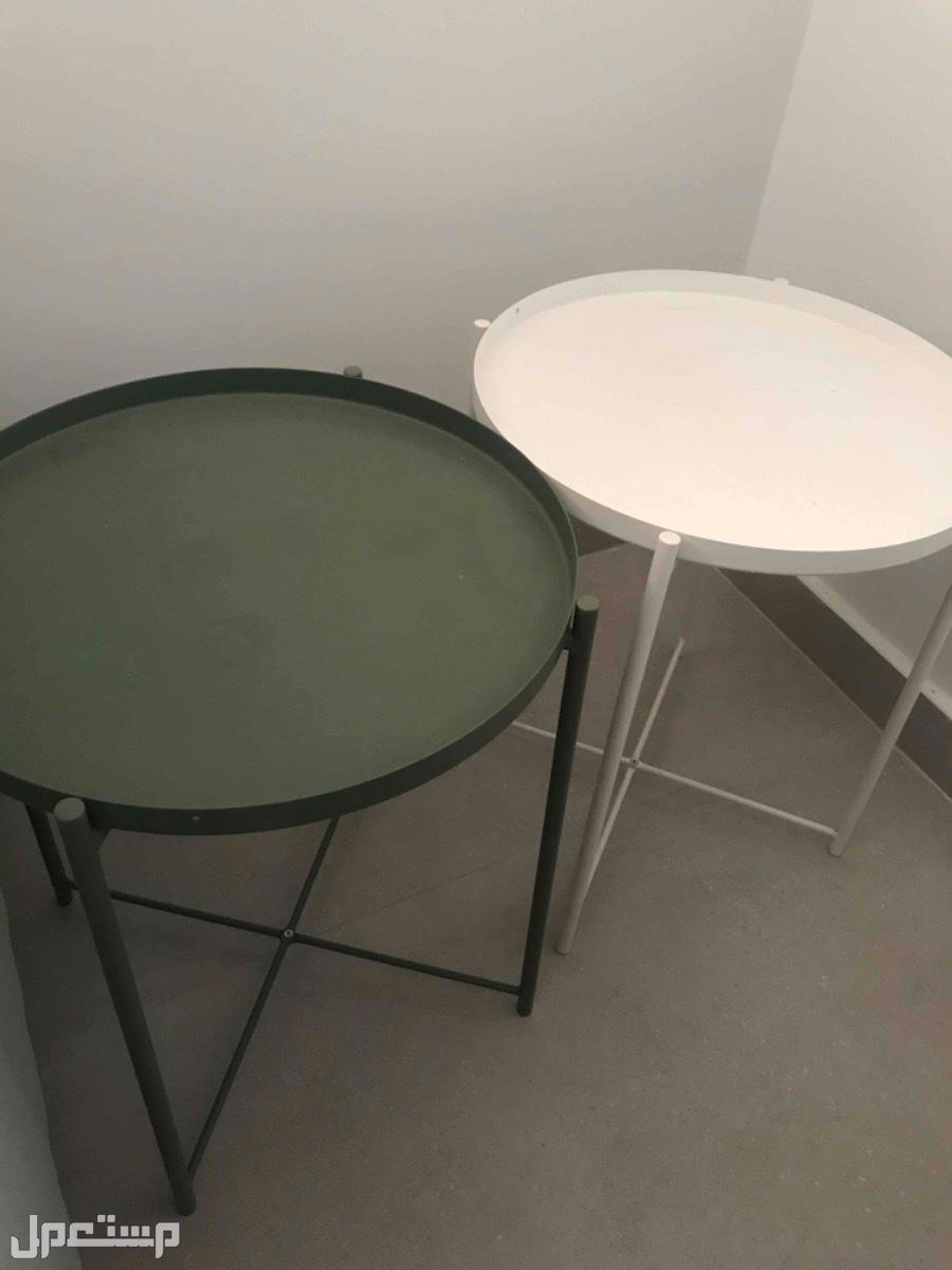 طاولة بصينية
