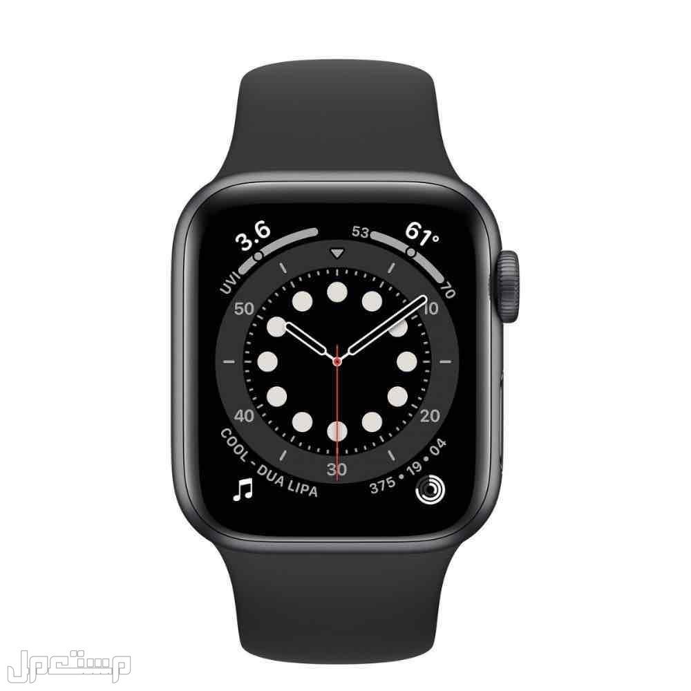 ساعة ابل الجيل السادس Apple Watch series 6