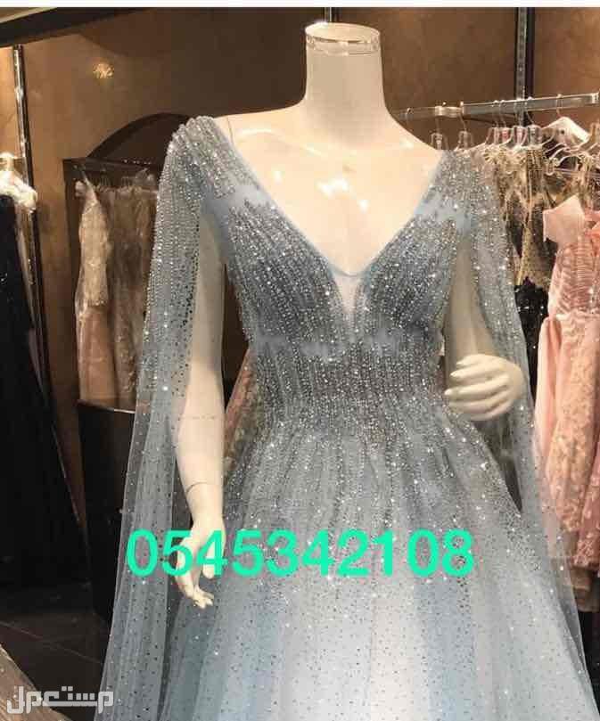 فستان ملكة او اخت عروس او اي وحدة بتطلعة ملكة الحفلة من افخم فساتين 2021