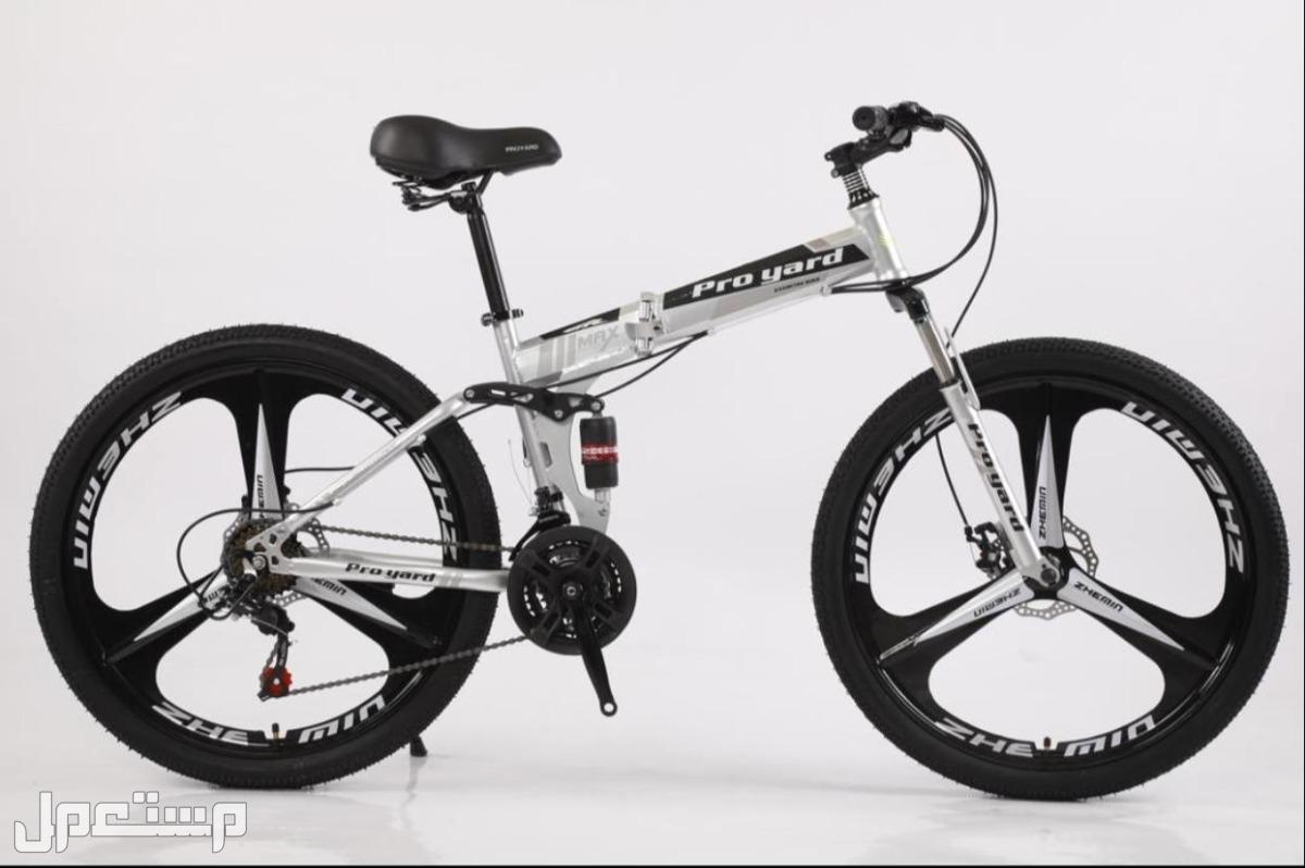 دراجه هجين لاند روفر فوج