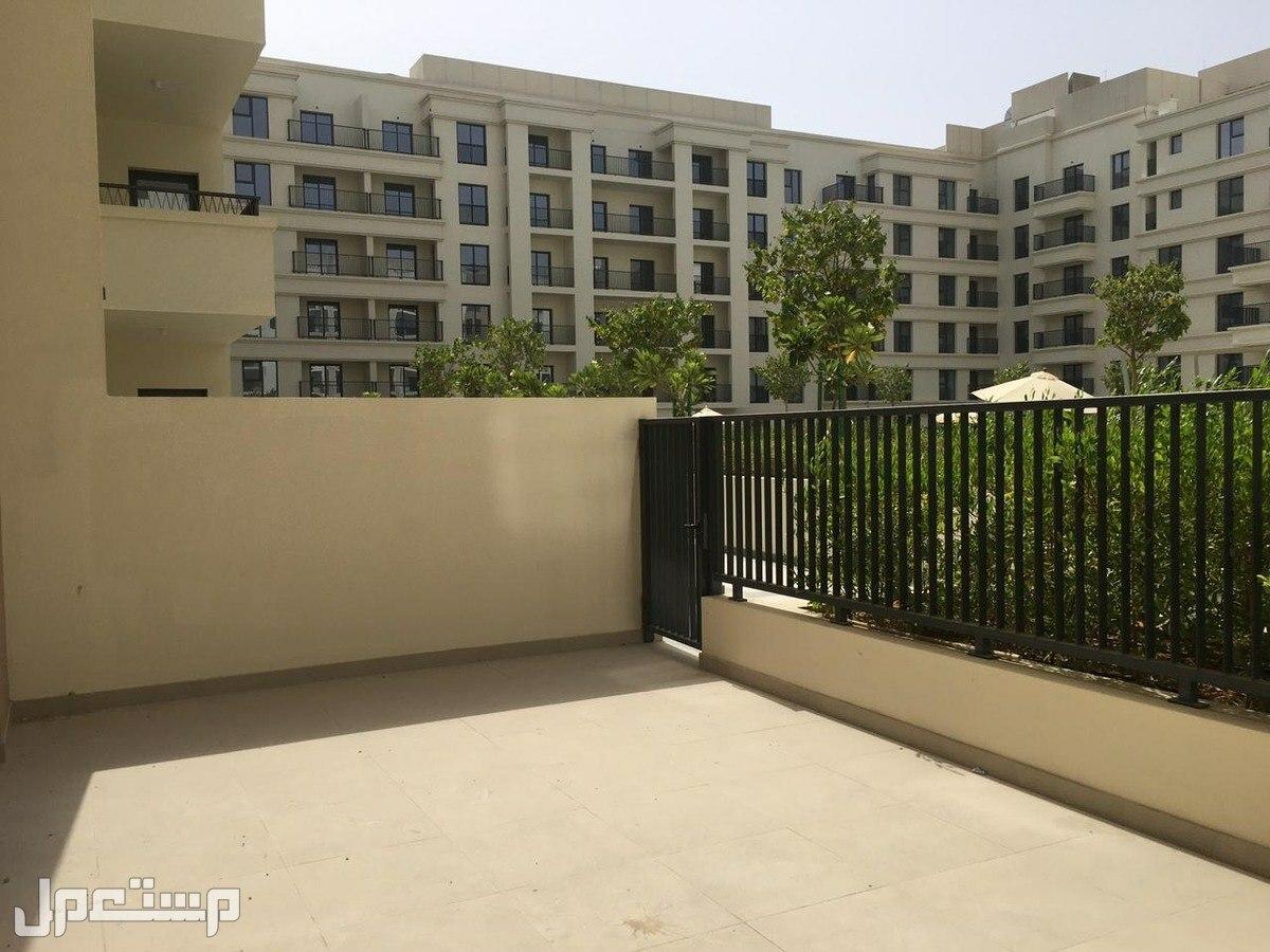 شقة غرفة وصالة للإيجار أول ساكن بمشروع جزيرة مريم – الشارقة