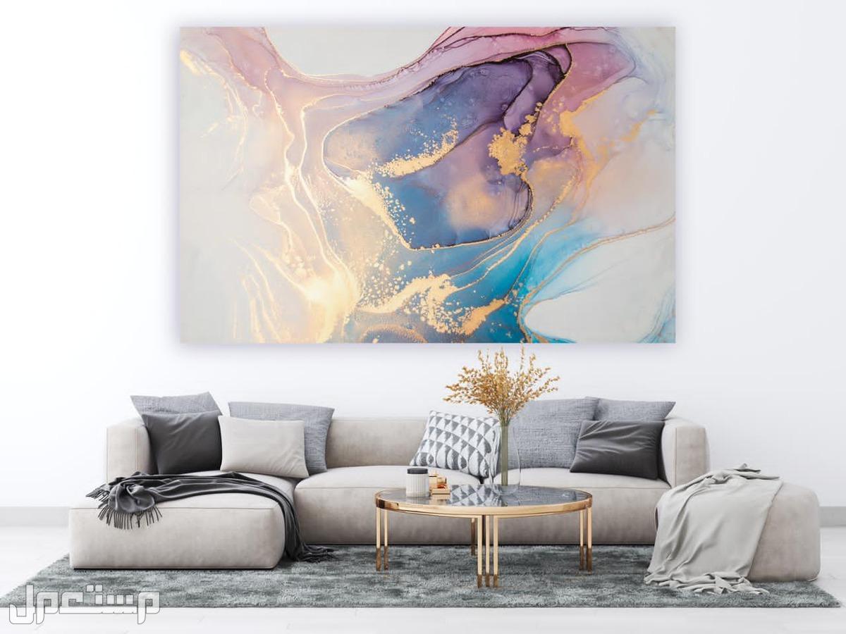 لوحات كانفس جداريه ديكور