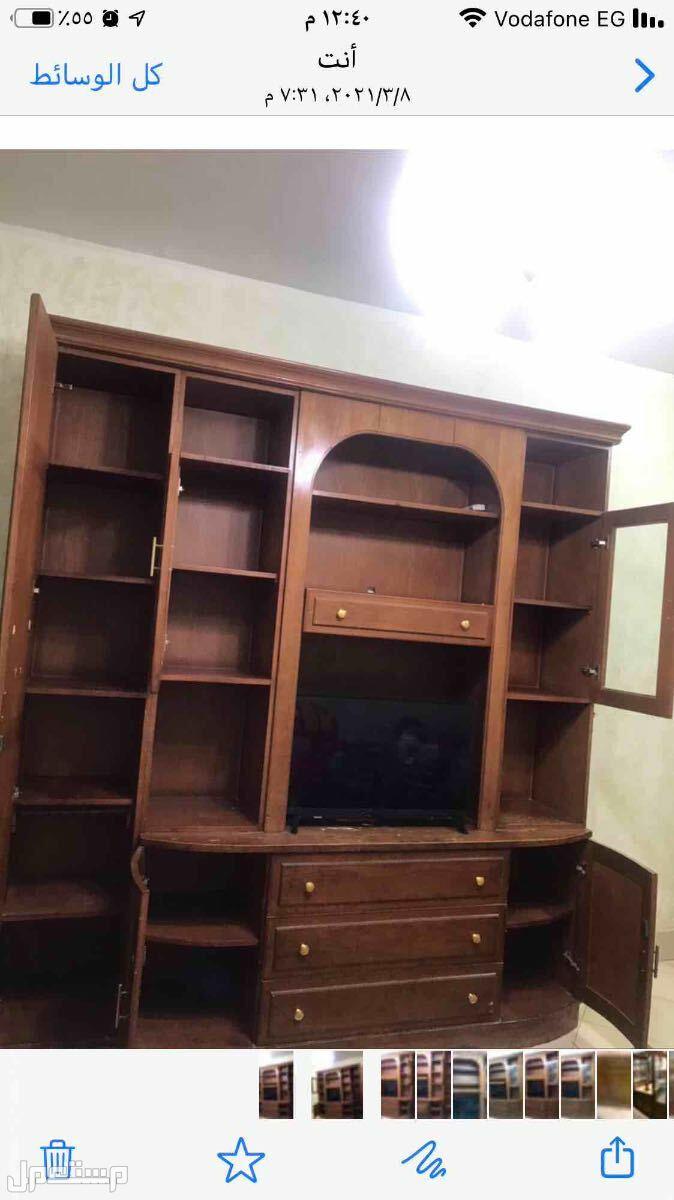 مكتبه خشب زان