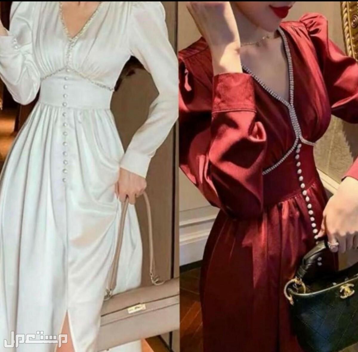 مجموعة من الفساتين النسائية المنوعه وبأسعار خيالية