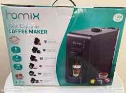 اله قهوة هوميكس
