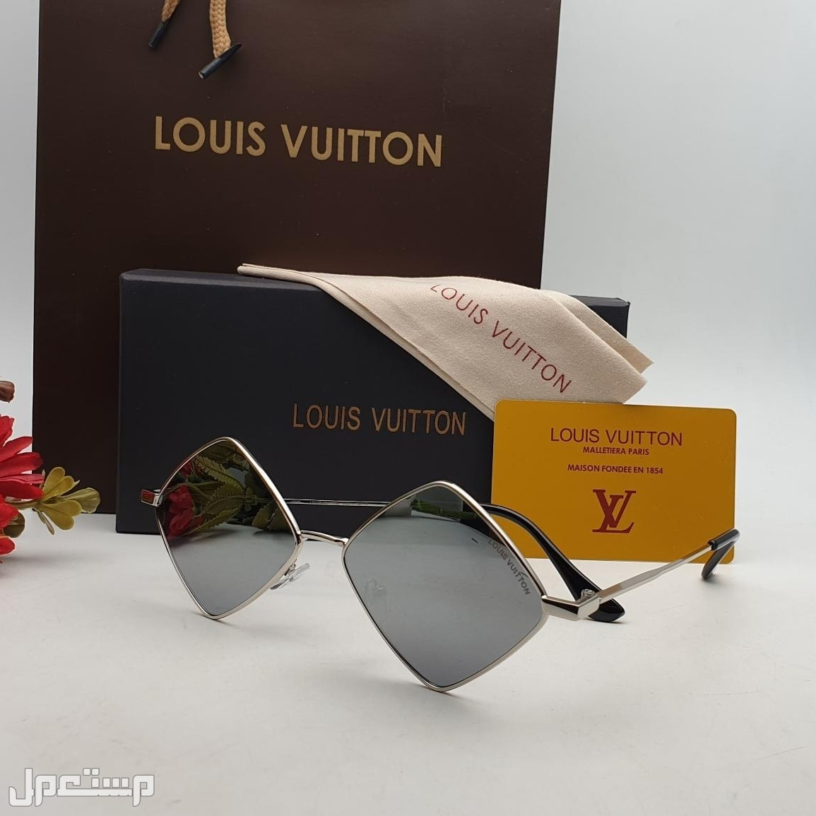 نظارات شمسية ماركة لويس فيتون