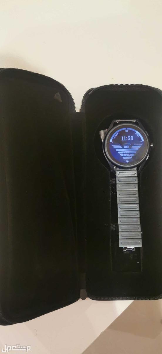 ساعة امبوريو أرماني الذكية (أندرويد)