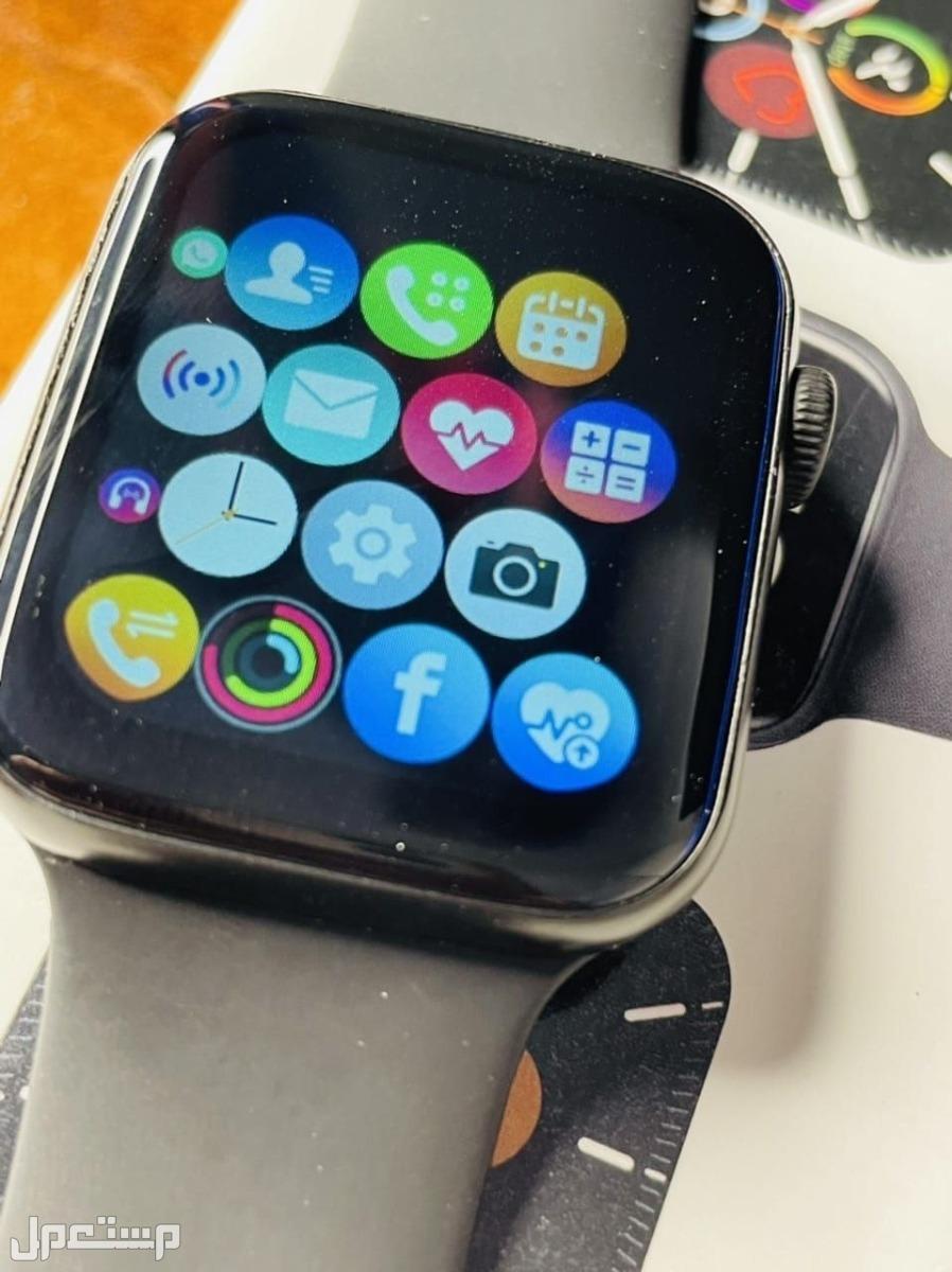 💥 ساعة ذكية موديل W9 😍 أول ساعه smart watch