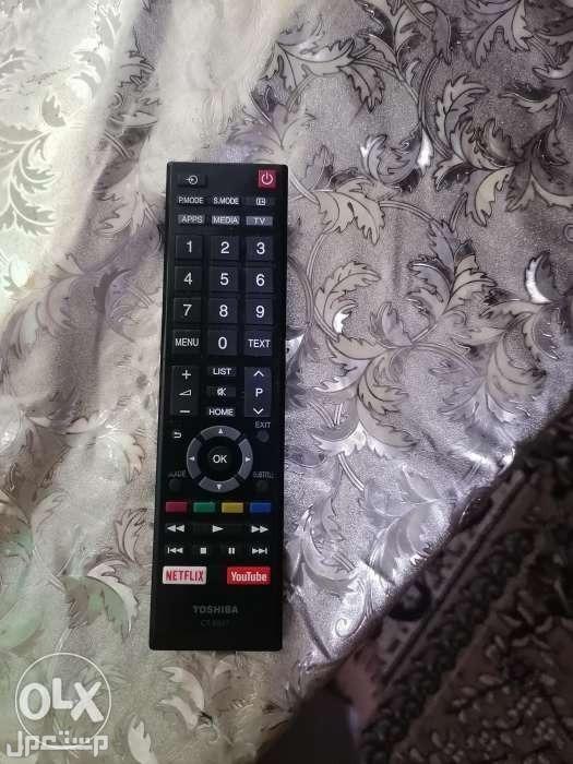 شاشة تليفزيون توشيبا 4K