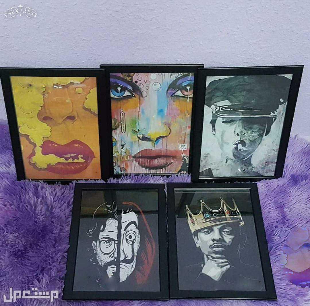 لوحات جدارية