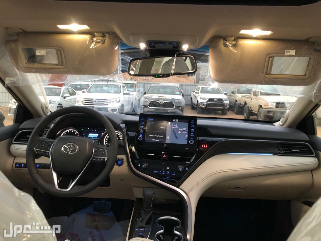 تويوتا كامري 2021 جراندي V6