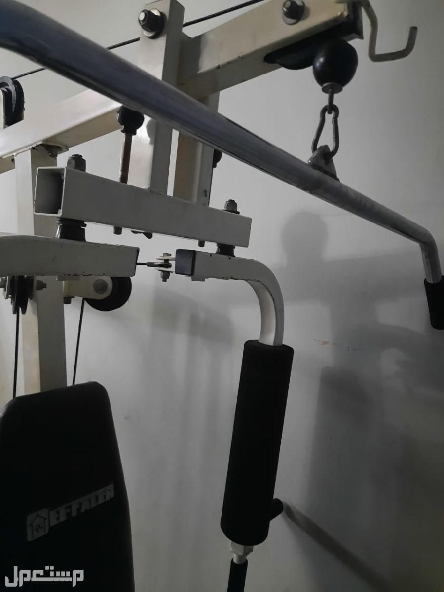 جهاز رياضي شامل ماركة الفالح