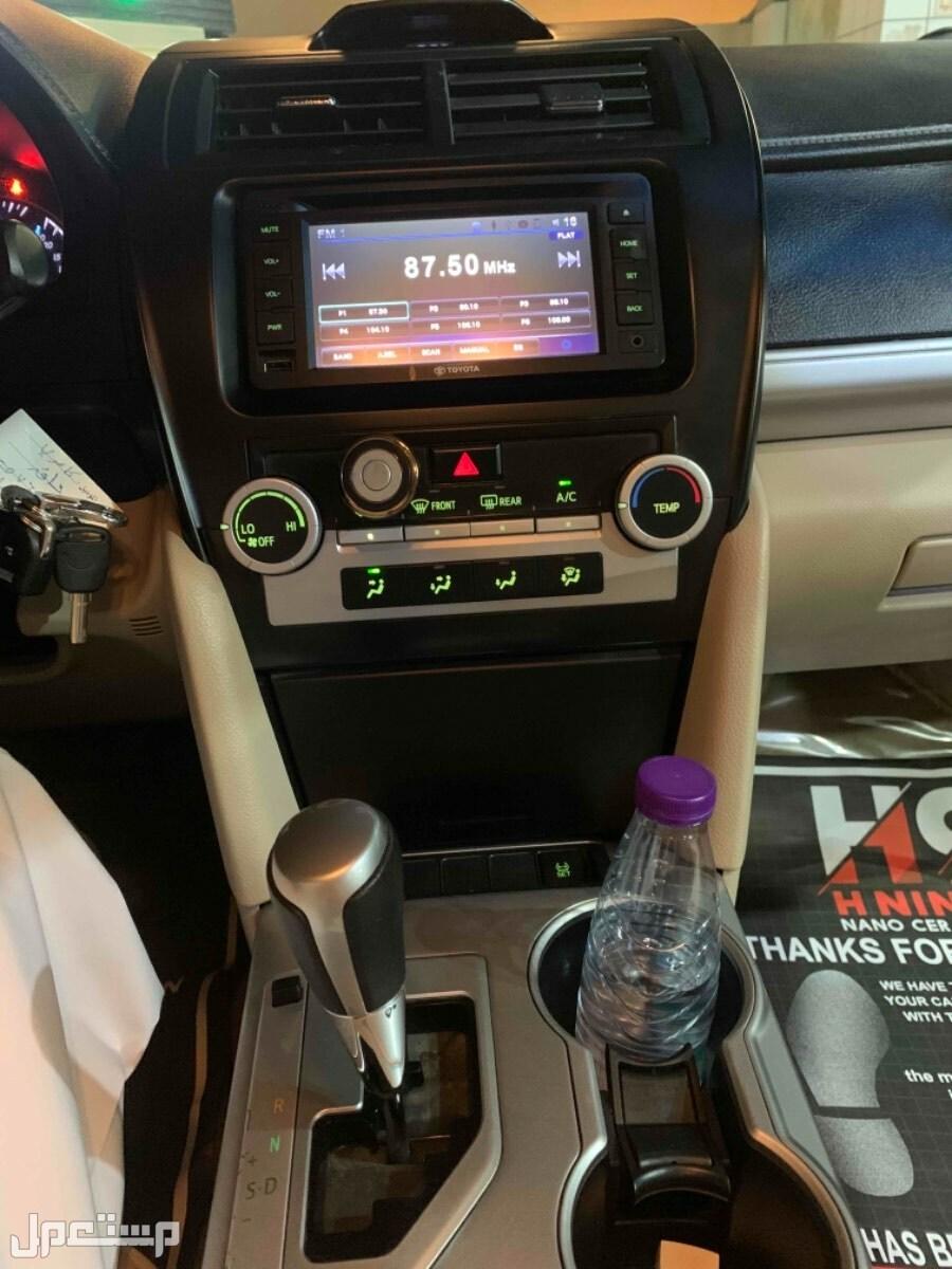 تويوتا كامري 2017 مستعملة للبيع