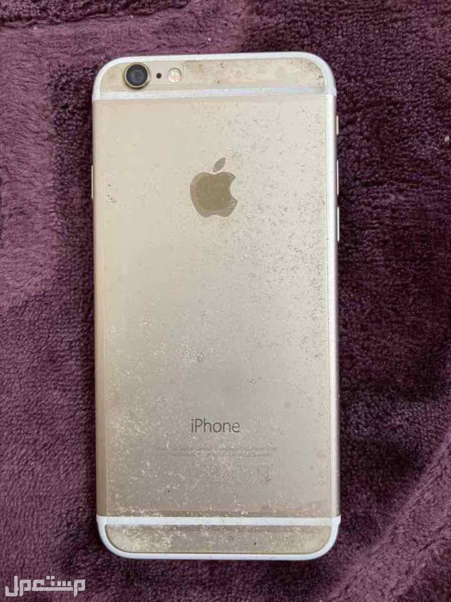 iphone 6 آيفون 6 نظيف جداً