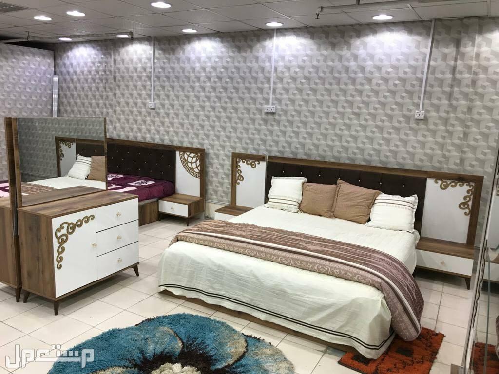 غرف نوم جديده تركي خشب امدي اف